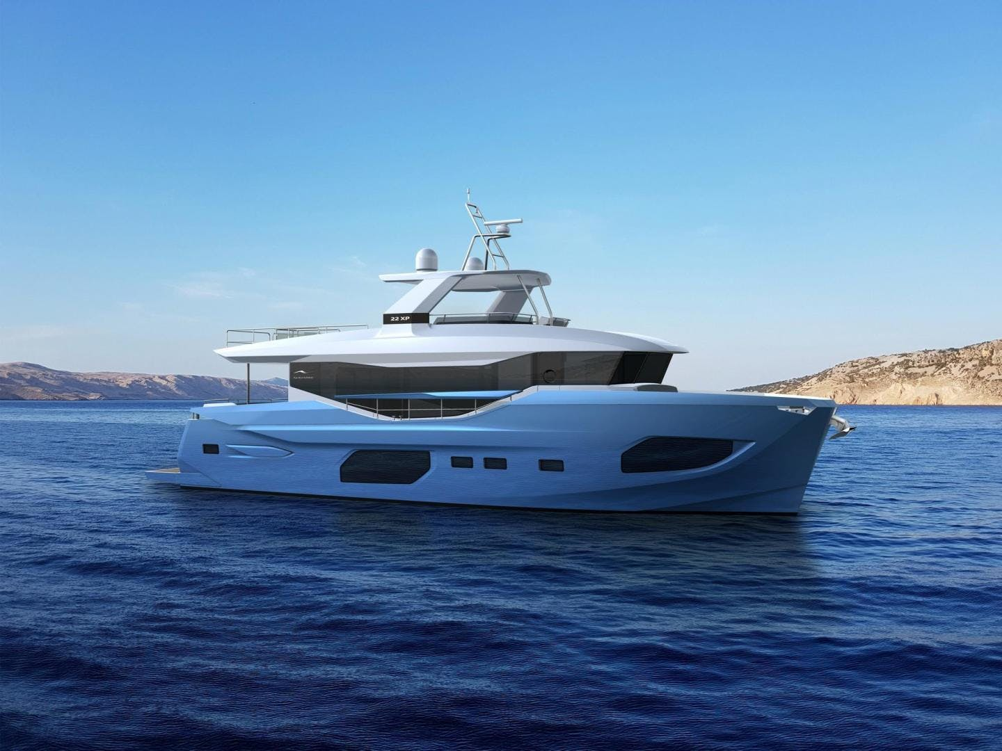 2021 Numarine 72' 22XP 22XP HULL 3 | Picture 5 of 10