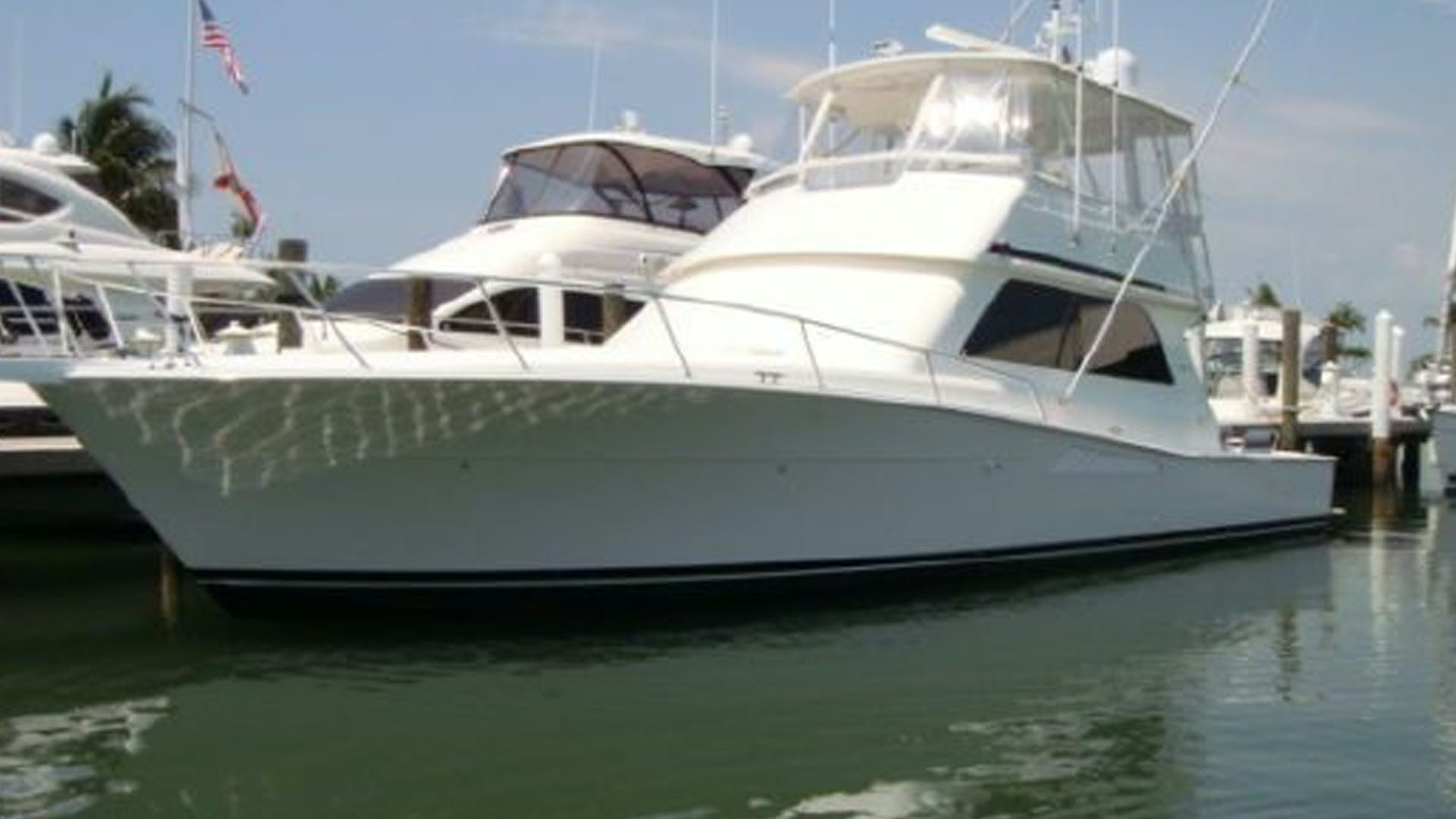 1997 Viking 50' Convertible Sweet Escape | Picture 1 of 27