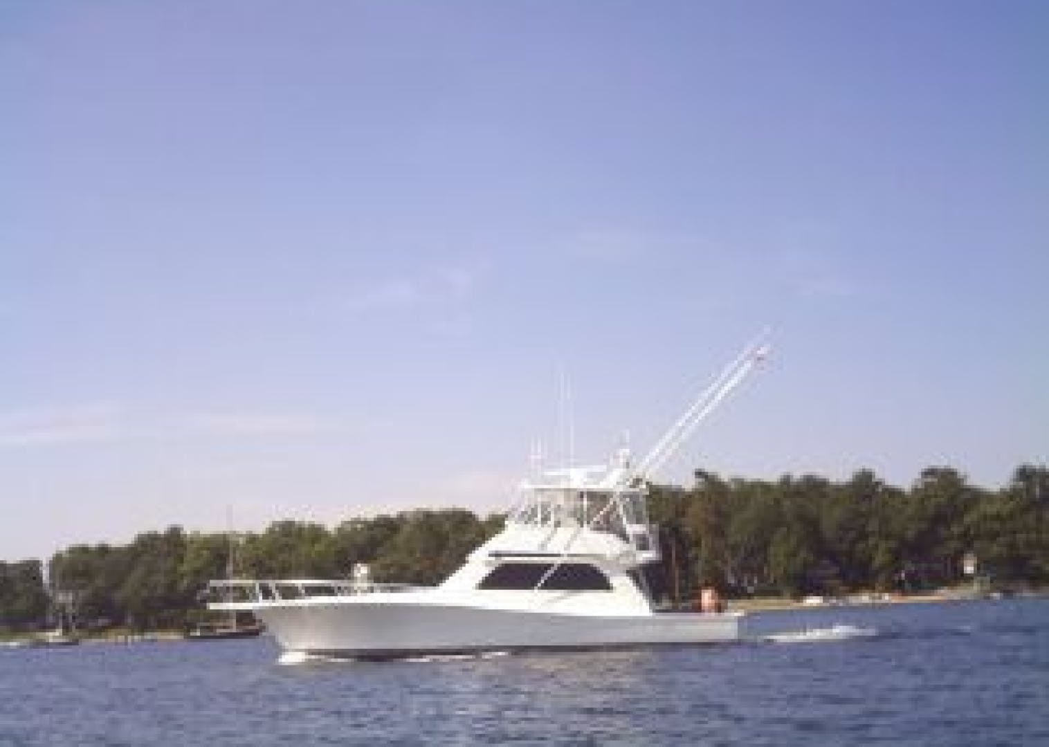 1997 Viking 50' Convertible Sweet Escape | Picture 4 of 27