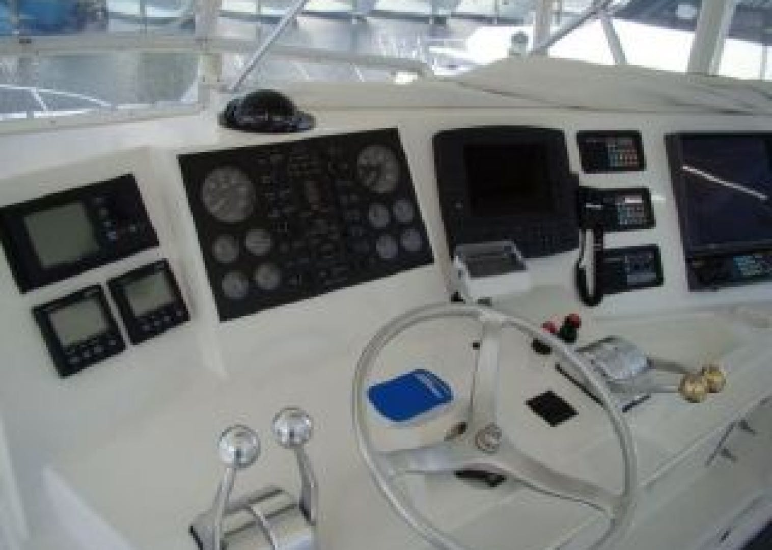 1997 Viking 50' Convertible Sweet Escape | Picture 5 of 27