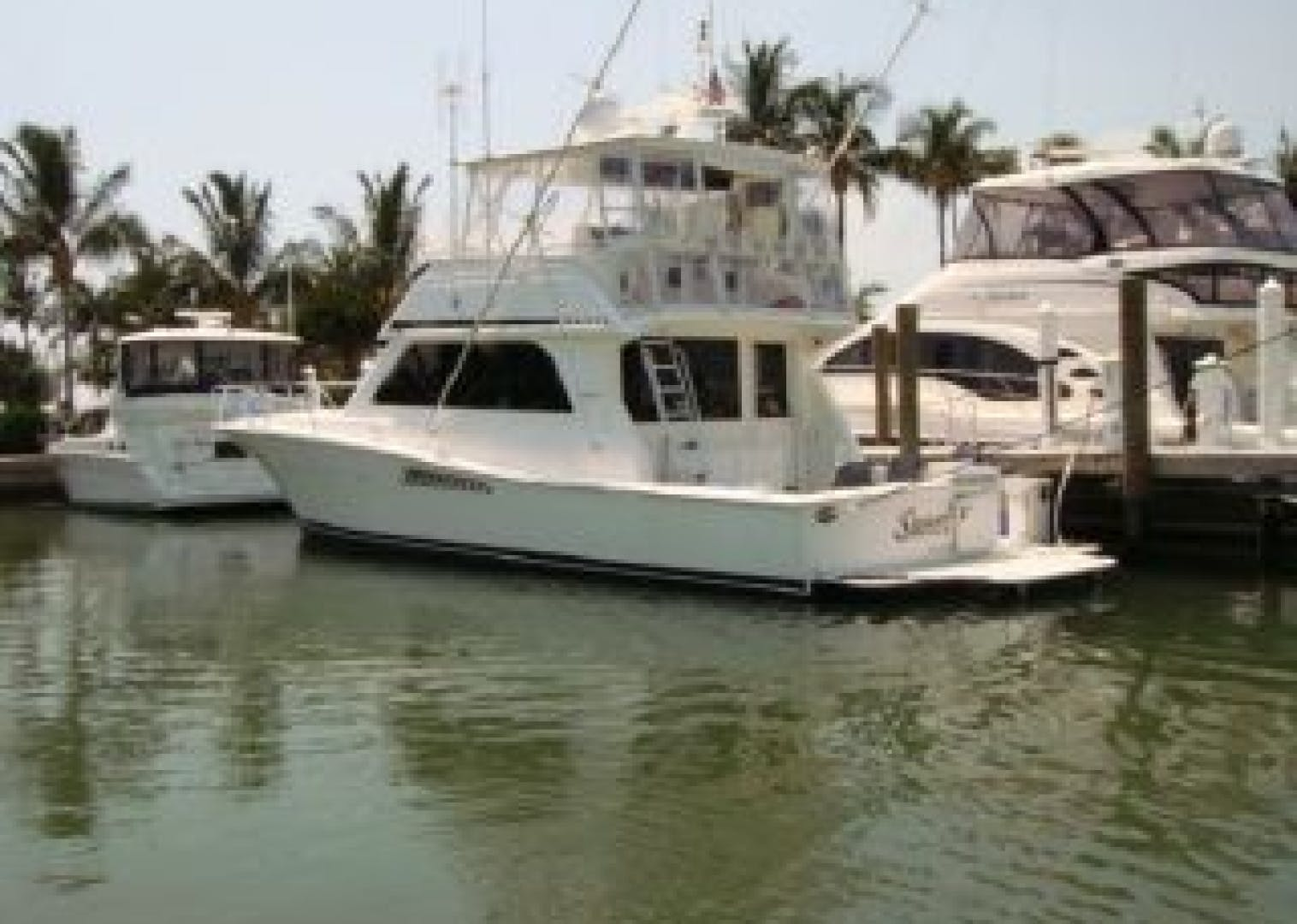 1997 Viking 50' Convertible Sweet Escape | Picture 3 of 27
