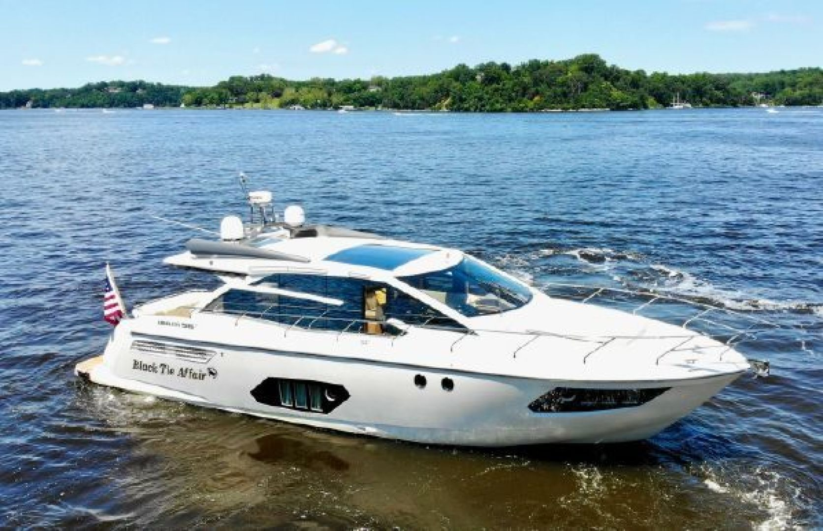 2014 Absolute 54' 56 STY