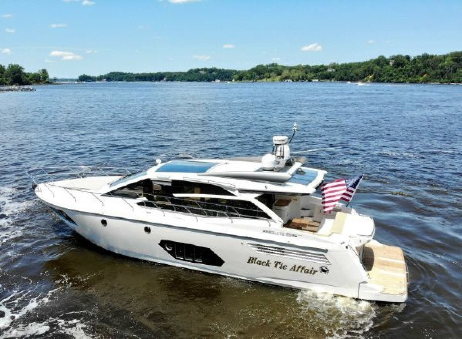 2014 Absolute 54' 56 STY  | Picture 4 of 39