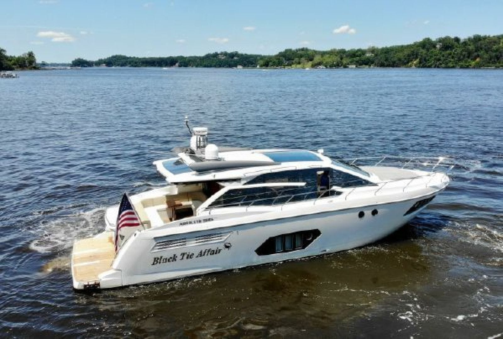 2014 Absolute 54' 56 STY  | Picture 2 of 39