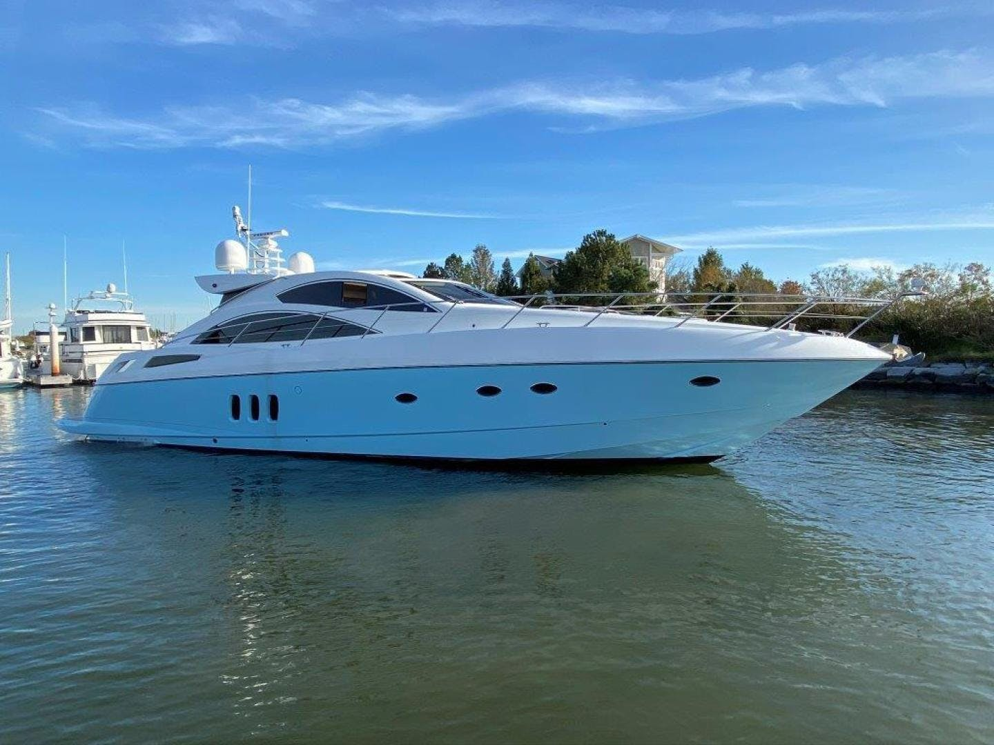 2009 Sunseeker 64' 62 PREDATOR  | Picture 1 of 48