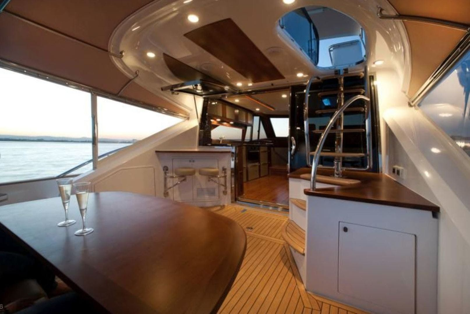 2015 Riviera 54' 54 DB  | Picture 4 of 13