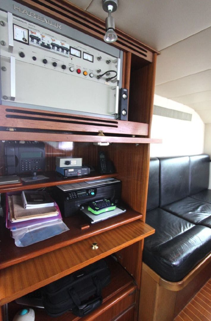 1987 Lurssen 110' FALCO MOTOR YACHT    Picture 7 of 22