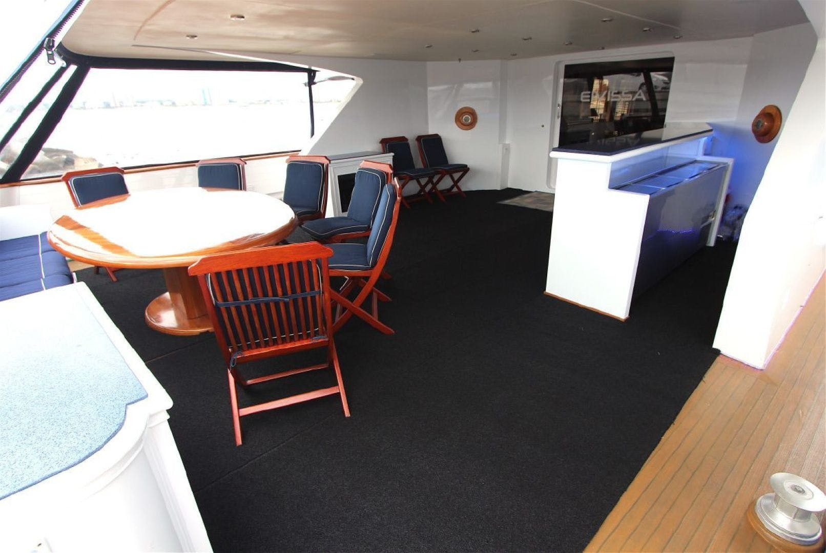 1987 Lurssen 110' FALCO MOTOR YACHT    Picture 4 of 22
