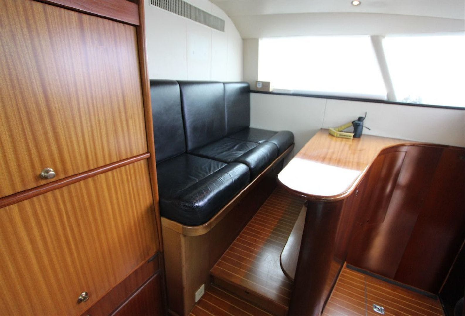 1987 Lurssen 110' FALCO MOTOR YACHT    Picture 6 of 22
