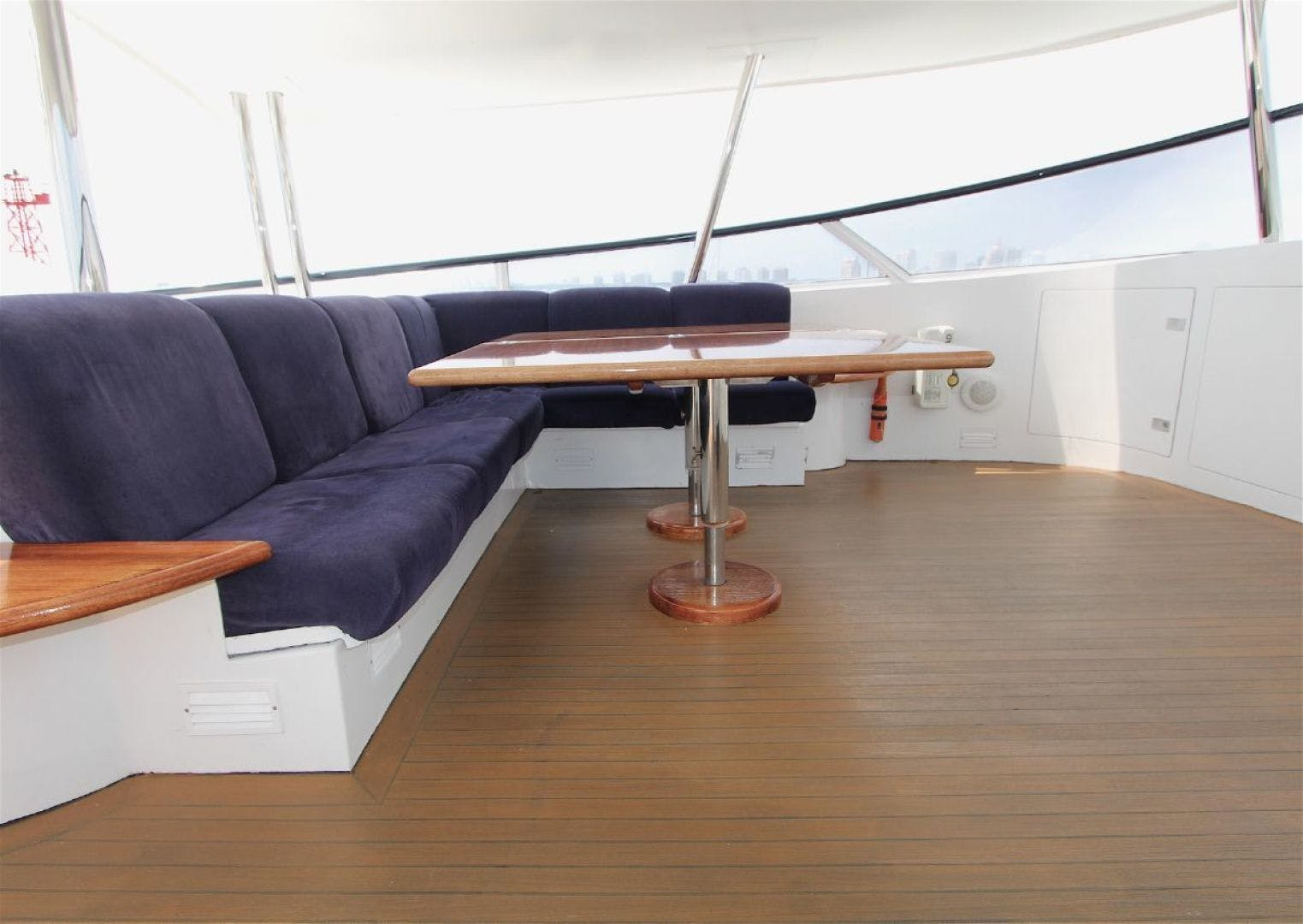 1987 Lurssen 110' FALCO MOTOR YACHT    Picture 8 of 22