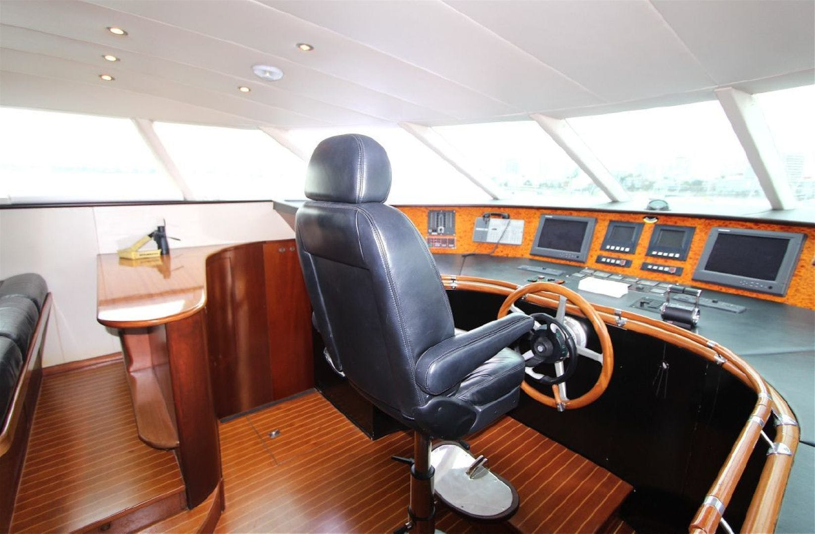 1987 Lurssen 110' FALCO MOTOR YACHT  | Picture 3 of 22