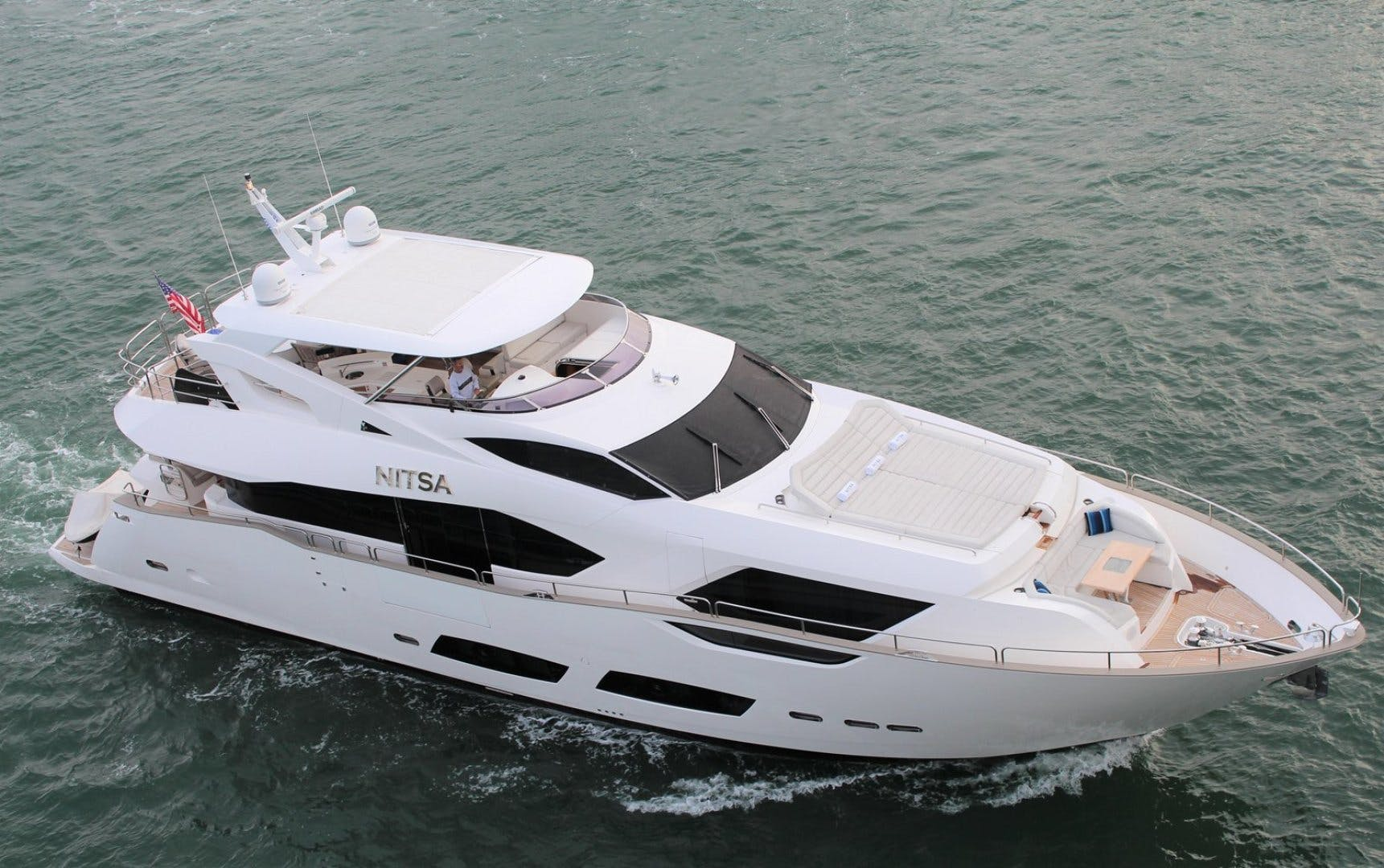 2017 Sunseeker 92' YACHT 95  | Picture 1 of 27