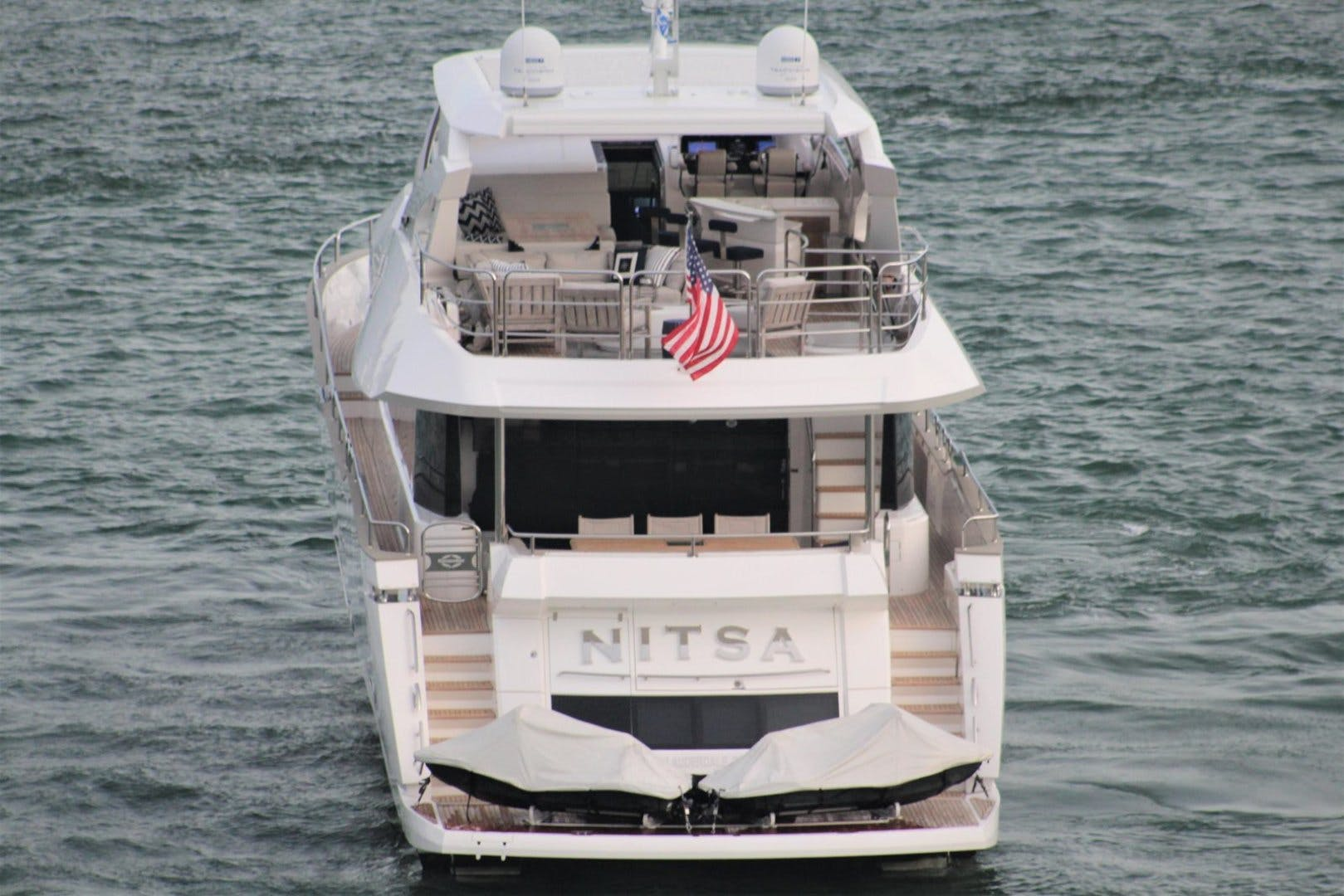 2017 Sunseeker 92' YACHT 95  | Picture 2 of 27
