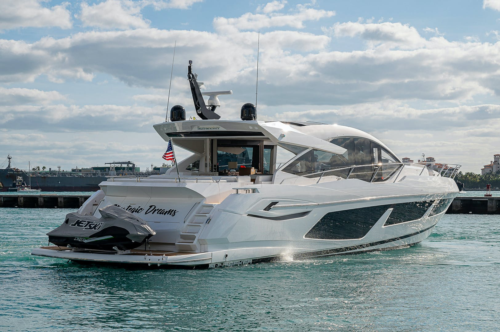 2019 Sunseeker 74' PREDATOR 74  | Picture 4 of 53