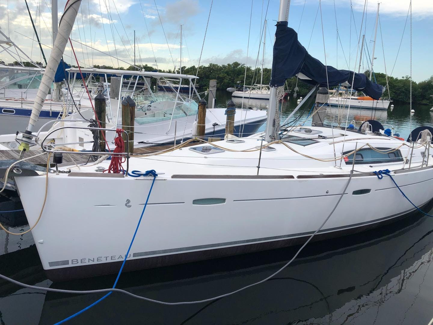 2008 Beneteau 43'  SUNQUEST | Picture 5 of 39