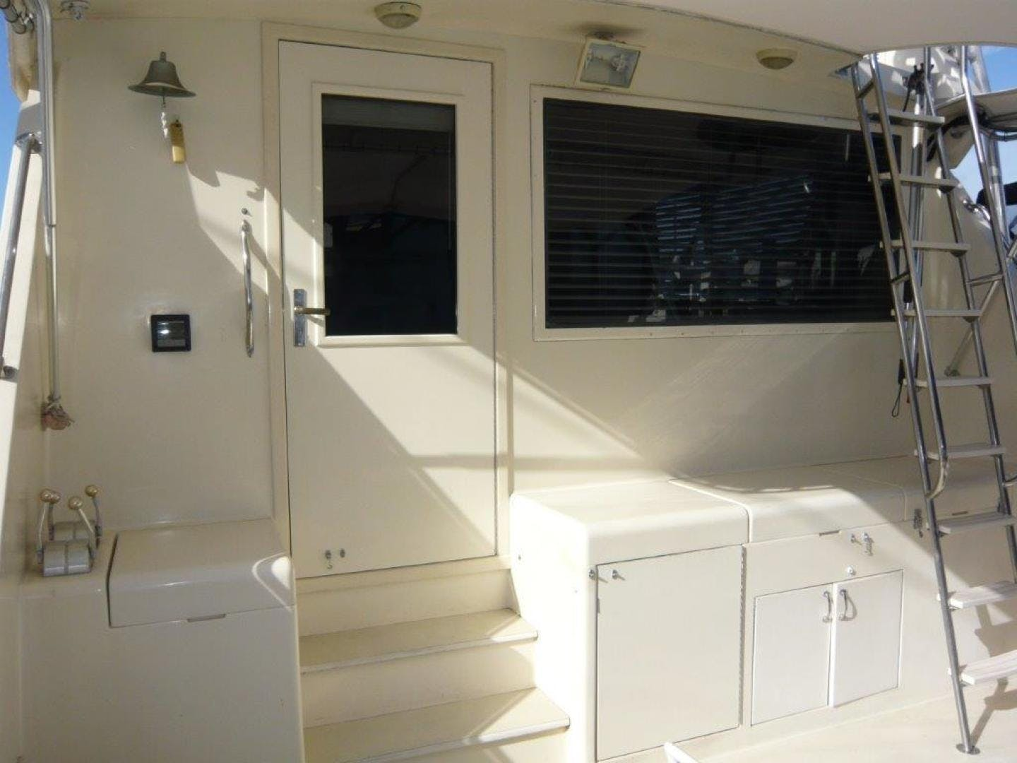 1988 Hatteras 55' Convertible No Name | Picture 1 of 57
