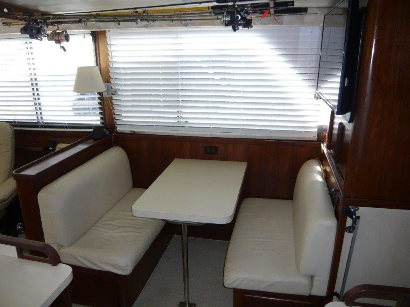1988 Hatteras 55' Convertible No Name | Picture 2 of 57