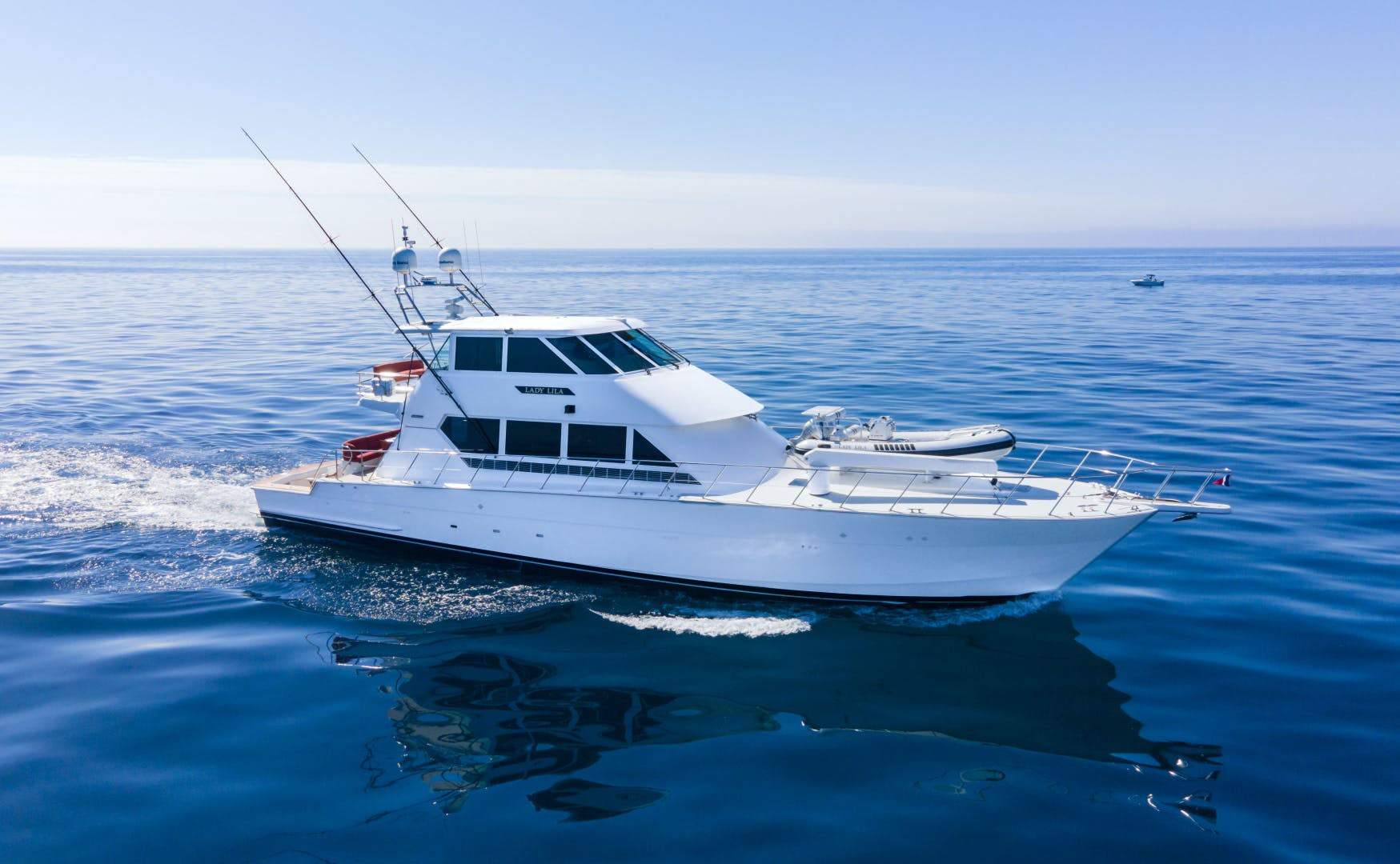 1995 Hatteras 82' Convertible LADY LILA | Picture 1 of 42