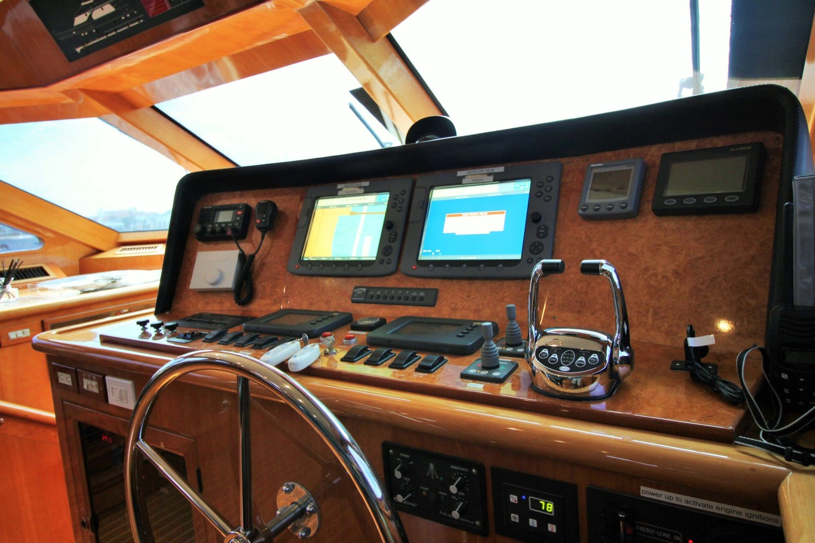 2007 Symbol 71' Flush Deck MY No Name | Picture 8 of 42