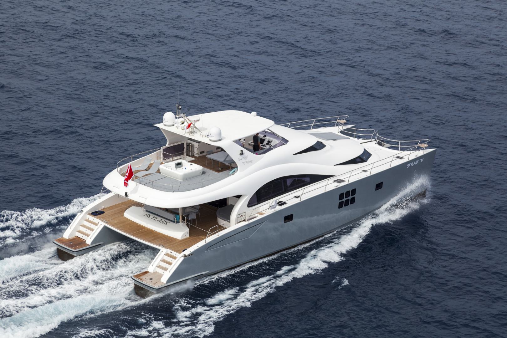 70' Sunreef 2012  SKYLARK