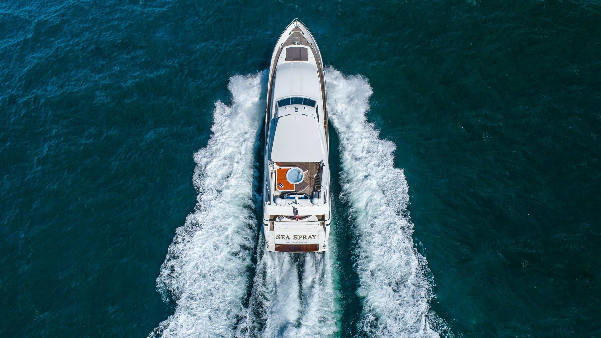 2001 Ferretti Yachts 94'  Sea Spray | Picture 7 of 41
