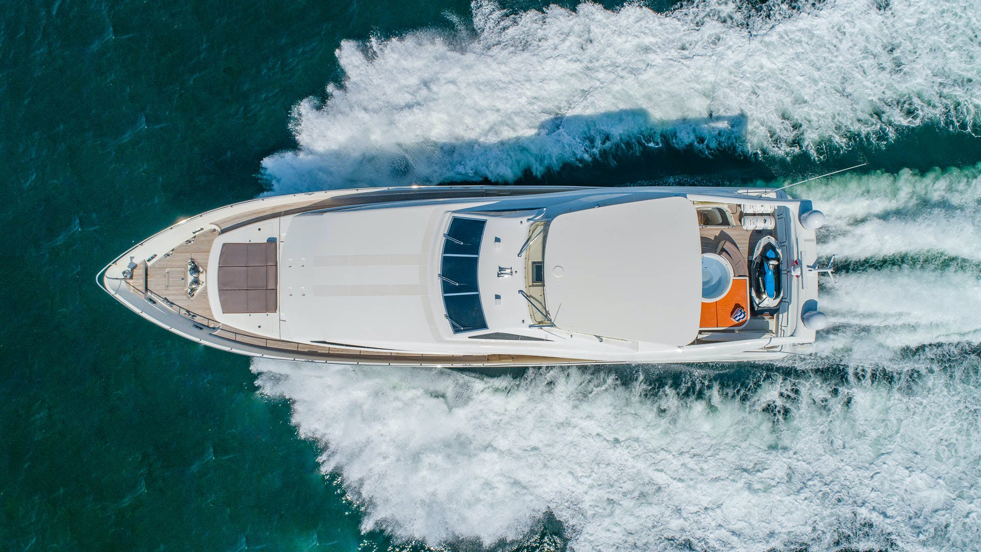 2001 Ferretti Yachts 94'  Sea Spray | Picture 3 of 41