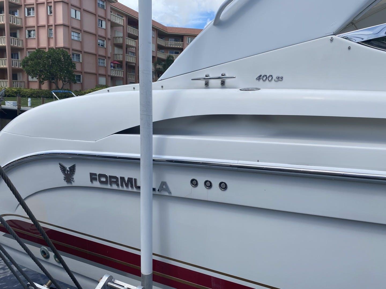 2001 Formula 40' 400 Ss Andiamo | Picture 7 of 28