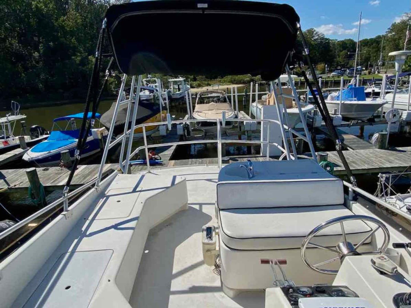 1990 Luhrs 34' 3400  Bottom's Up | Picture 3 of 95