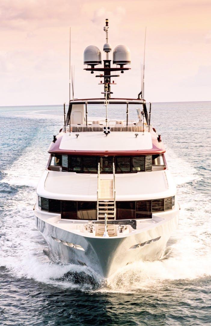 2008 Trinity Yachts 164' 164 Tri-deck Motor Yacht Amarula Sun   Picture 3 of 60