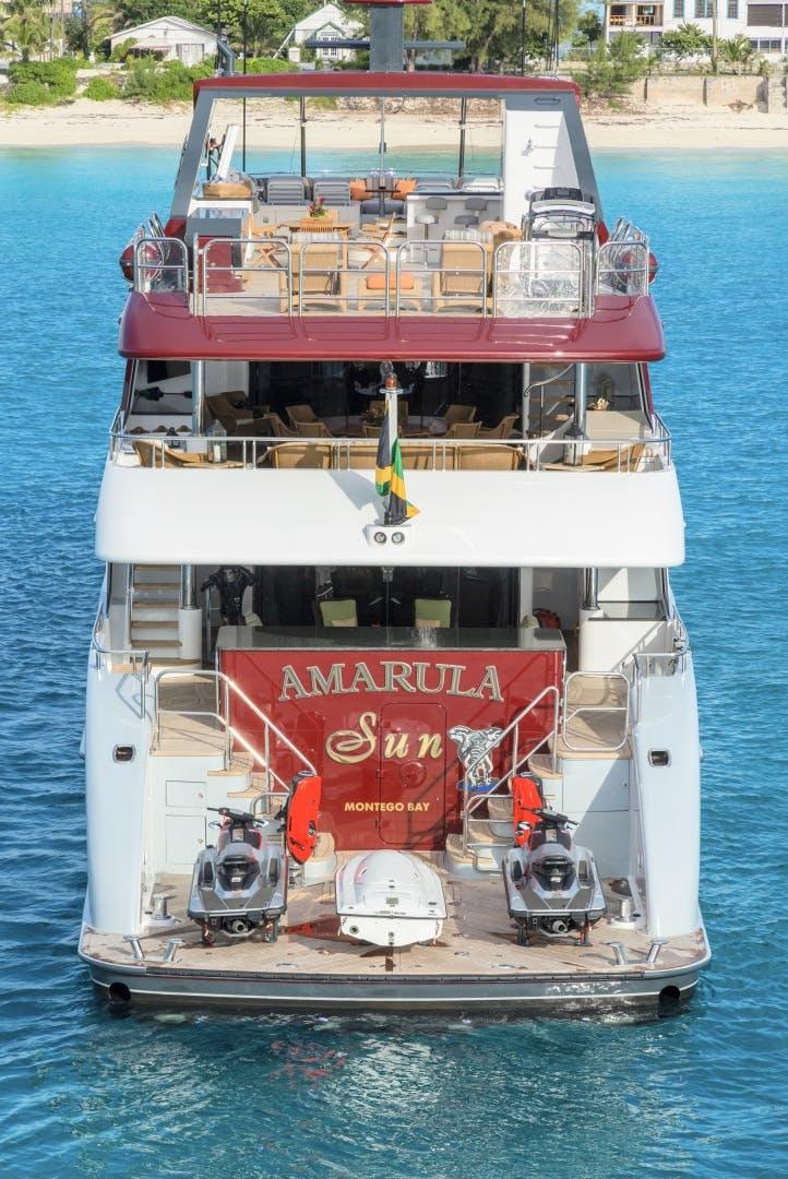2008 Trinity Yachts 164' 164 Tri-deck Motor Yacht Amarula Sun   Picture 5 of 60