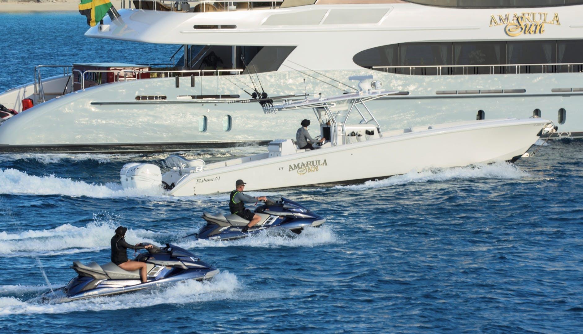 2008 Trinity Yachts 164' 164 Tri-deck Motor Yacht Amarula Sun   Picture 6 of 60