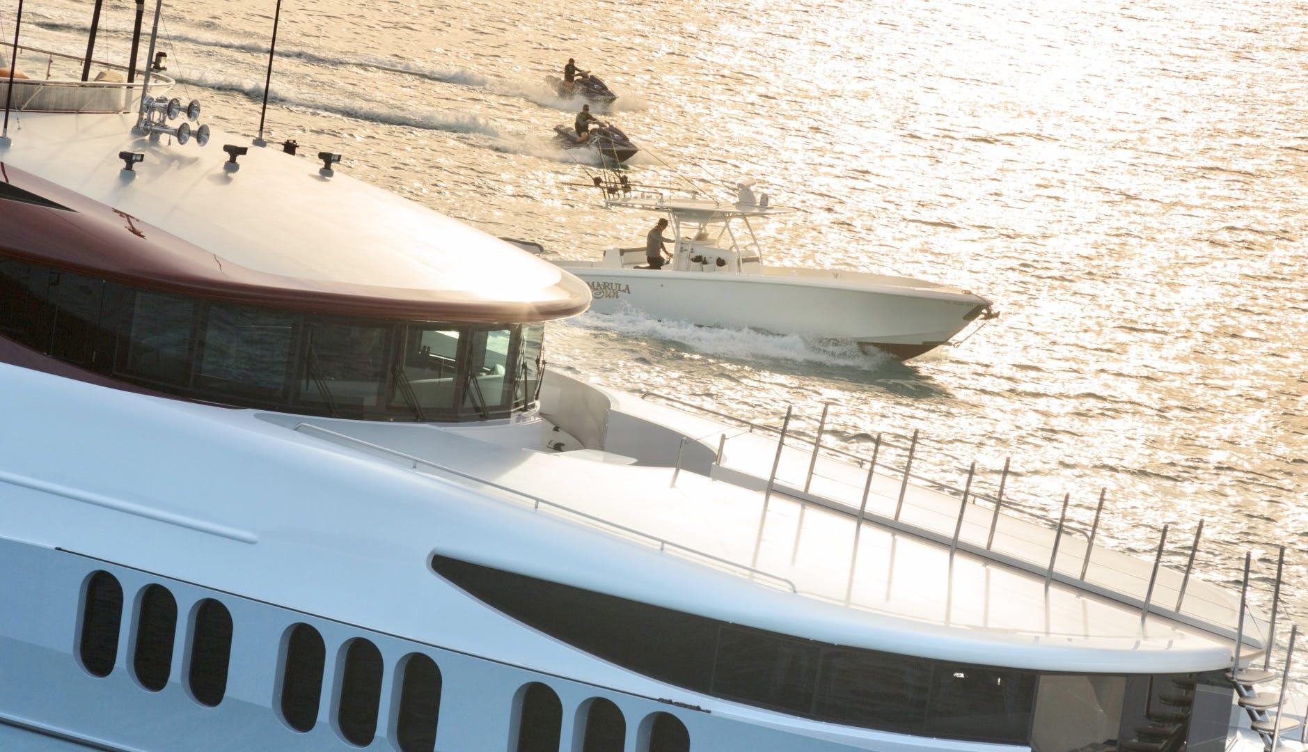2008 Trinity Yachts 164' 164 Tri-deck Motor Yacht Amarula Sun   Picture 1 of 60