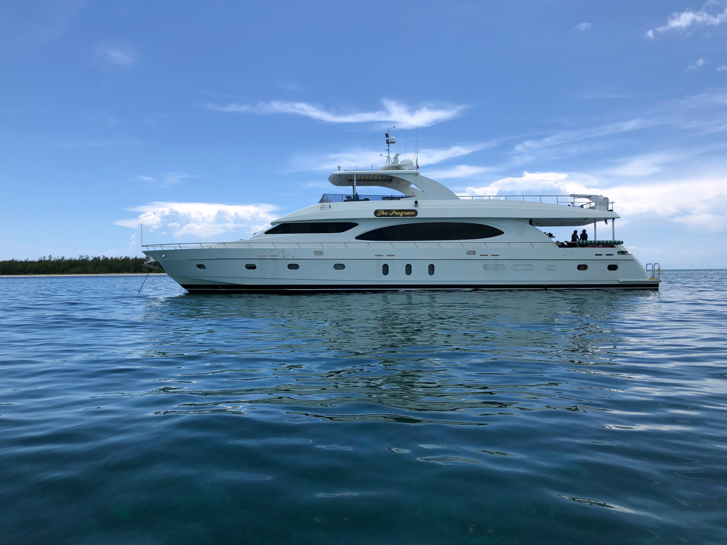 "2006 Hargrave 97' 97 Motor Yacht ""The Program"""