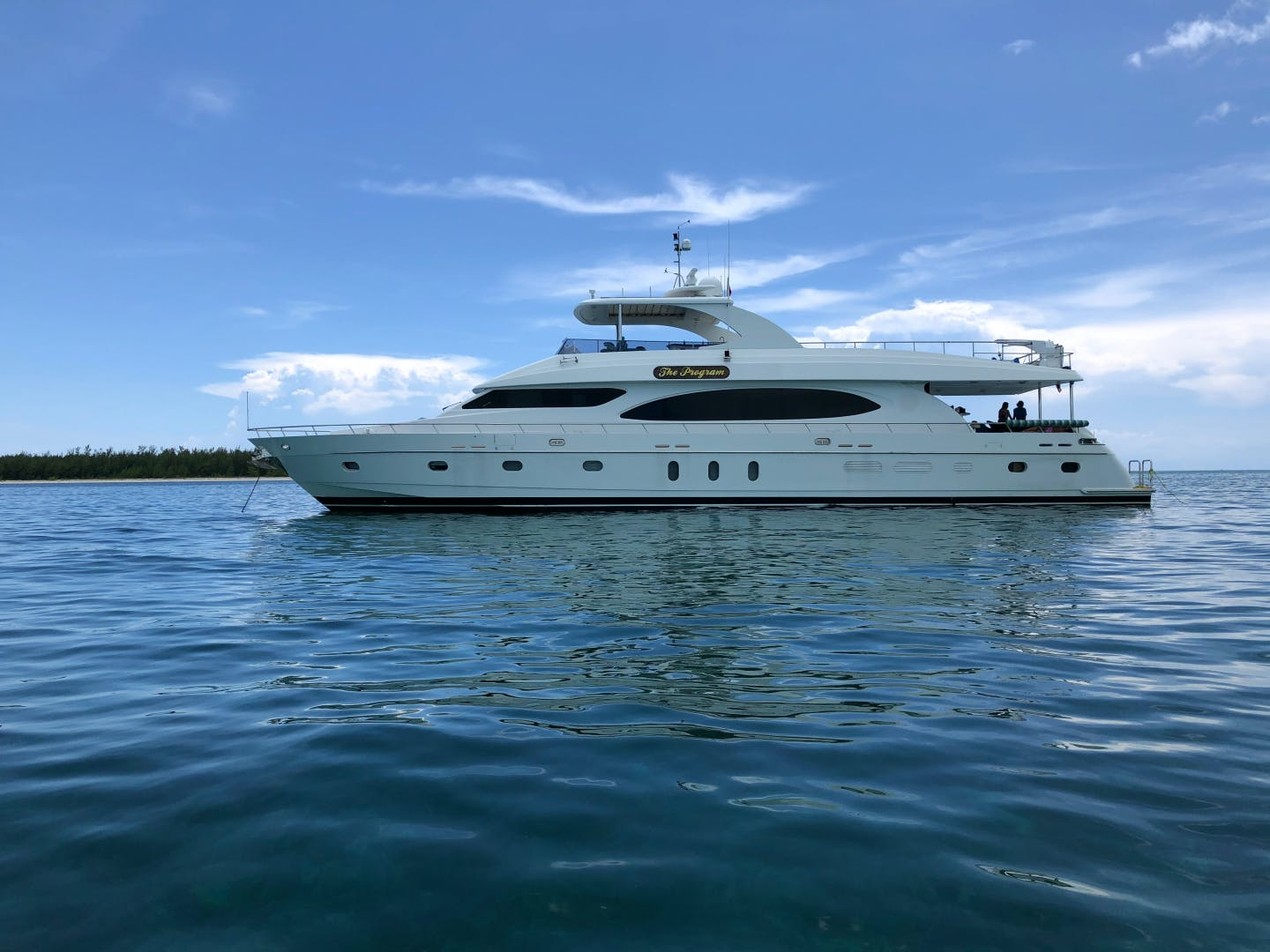2006 Hargrave 97' 97 Motor Yacht The Program | Picture 1 of 26