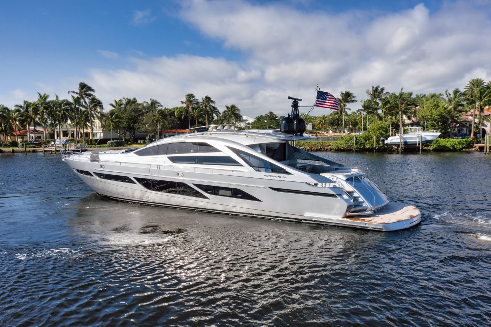 2020 Pershing 92' 9X Q | Picture 1 of 27