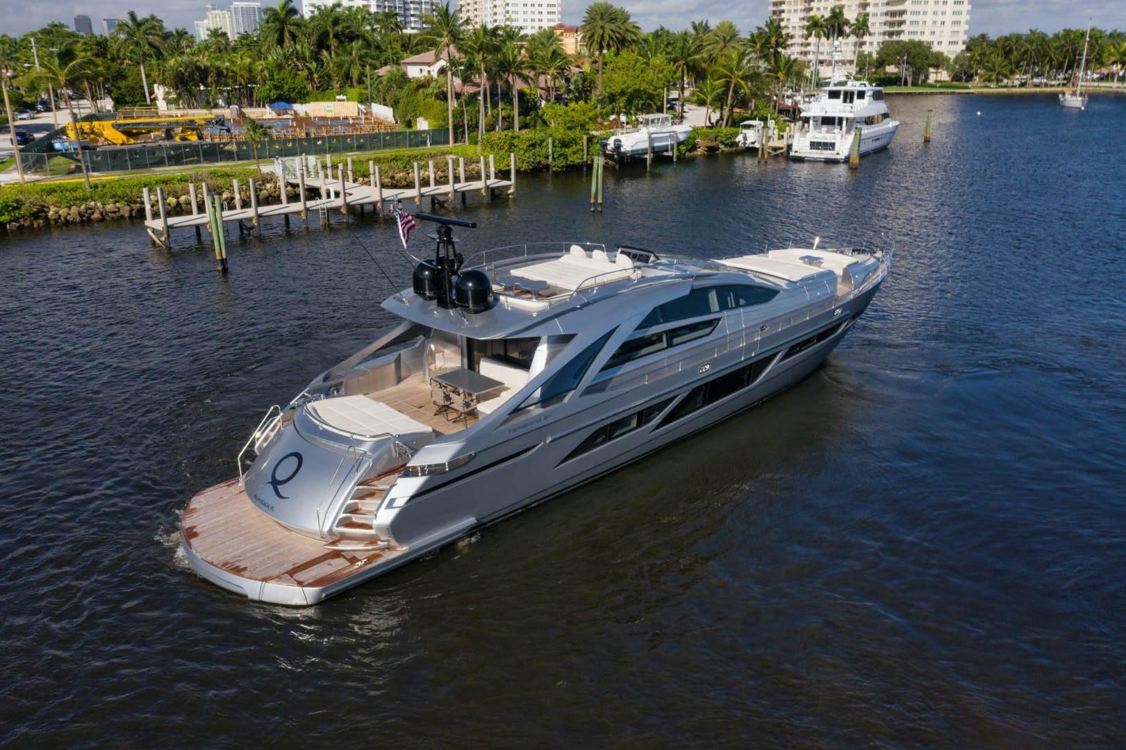 2020 Pershing 92' 9X Q | Picture 3 of 27