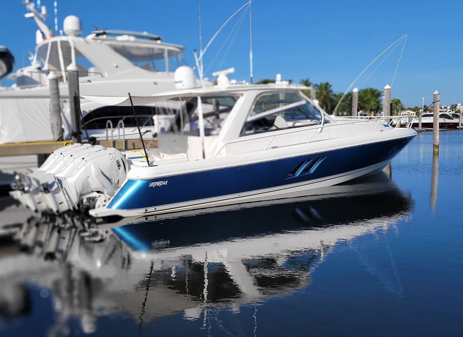 47' Intrepid 2019 475 Sport Yacht