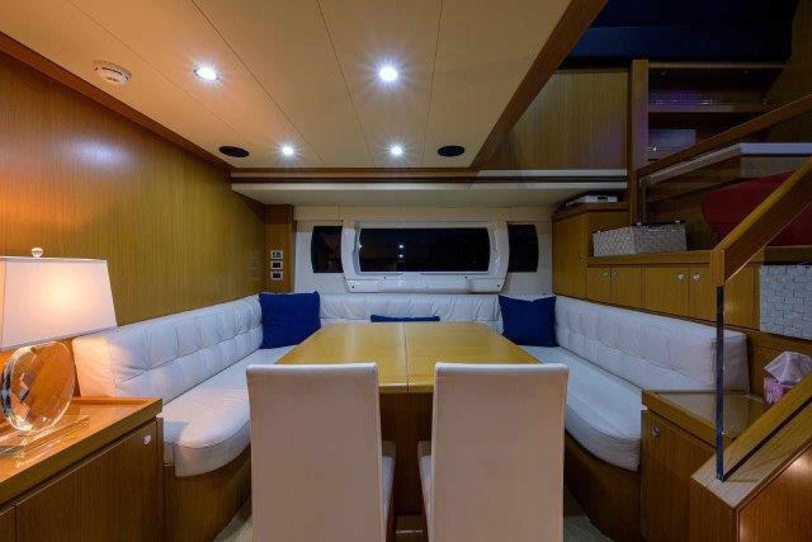2010 Ferretti Yachts 84' Altura 840 MISS ALLIED | Picture 2 of 76