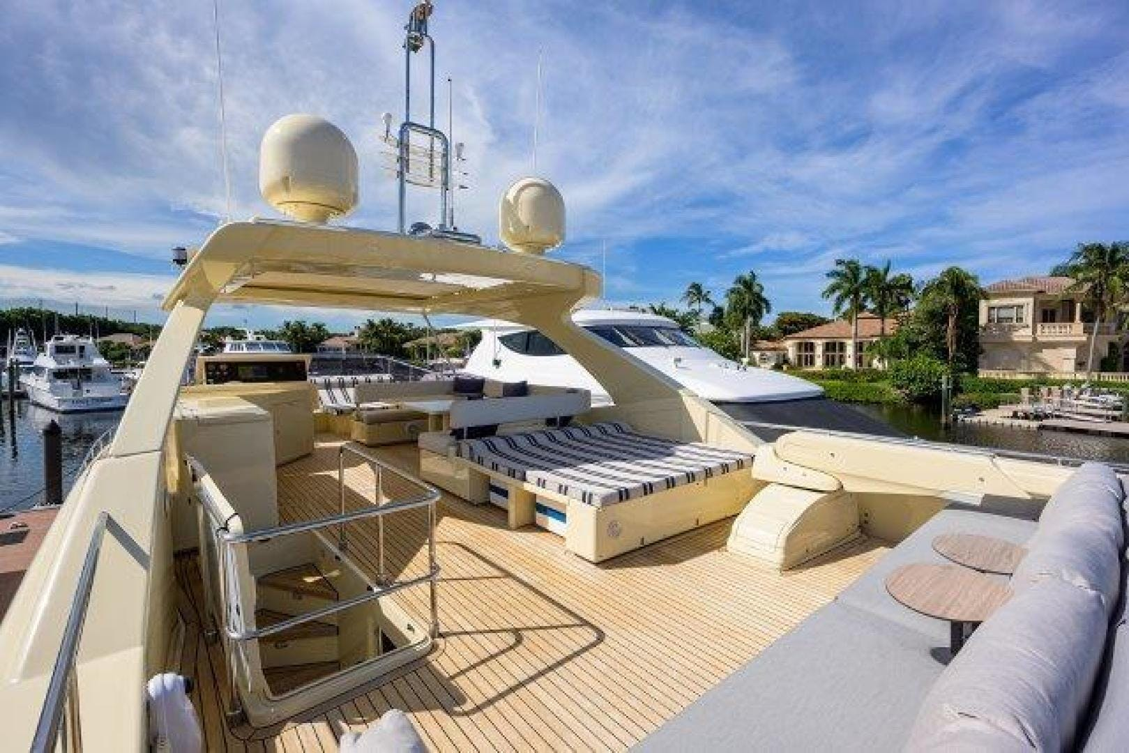 2010 Ferretti Yachts 84' Altura 840 MISS ALLIED | Picture 1 of 76