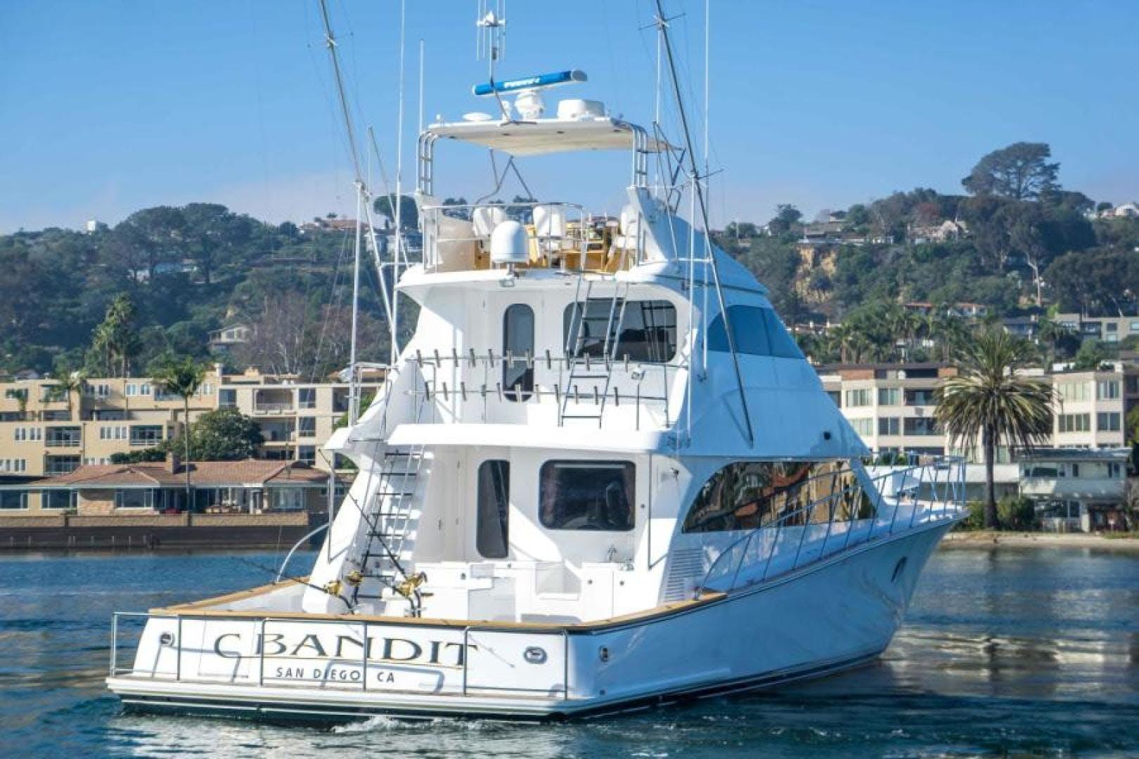 2008 Titan 75' Custom Sportfish C Bandit | Picture 3 of 45