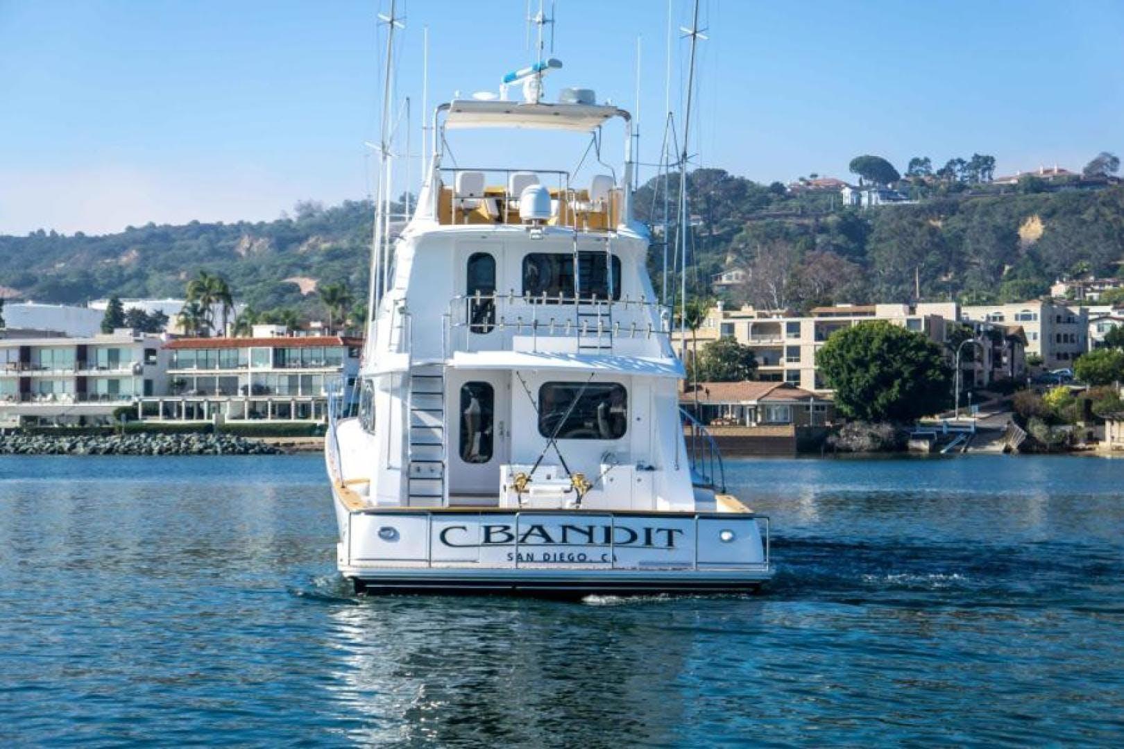 2008 Titan 75' Custom Sportfish C Bandit | Picture 4 of 45