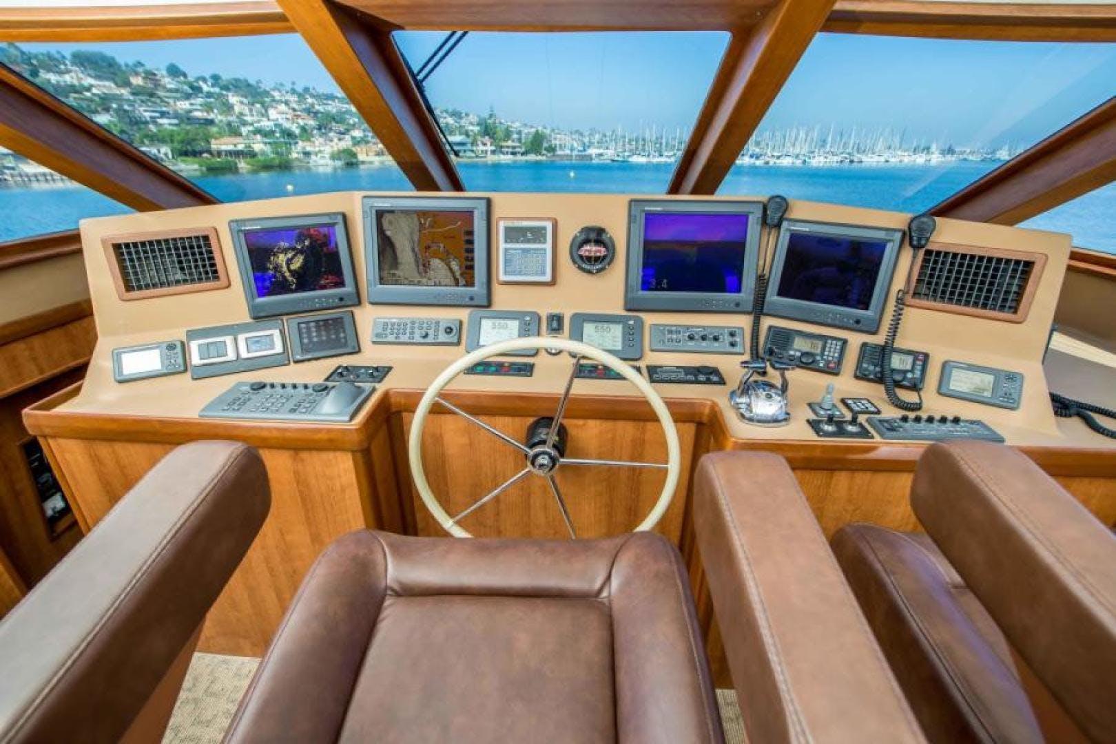 2008 Titan 75' Custom Sportfish C Bandit | Picture 1 of 45