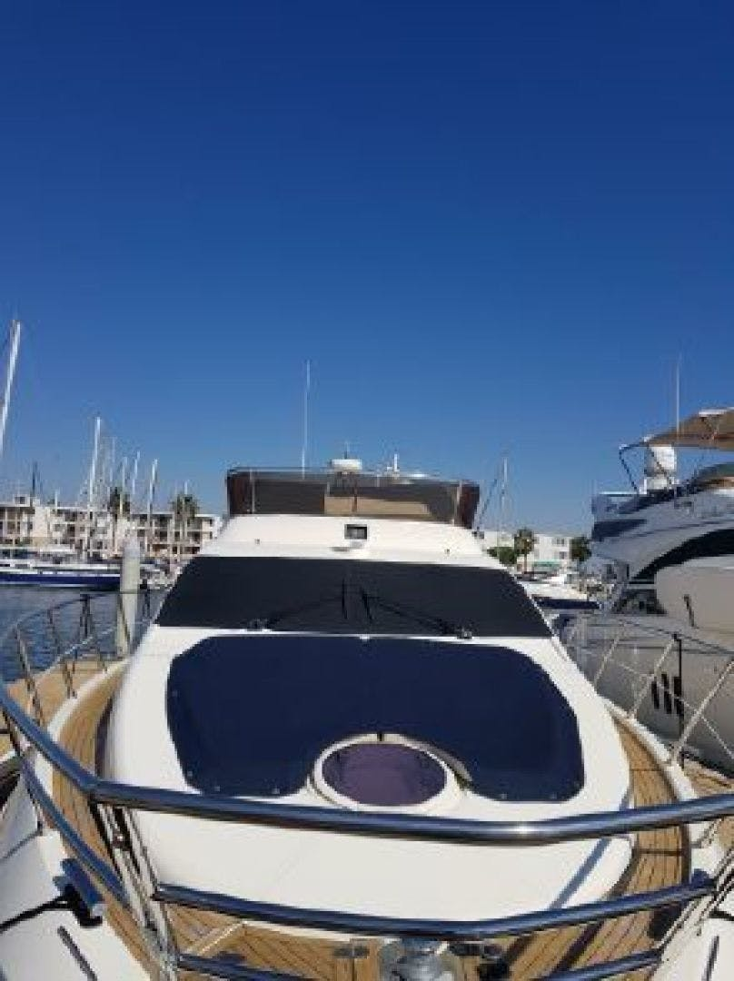 2006 Azimut 43' 43    Picture 5 of 21