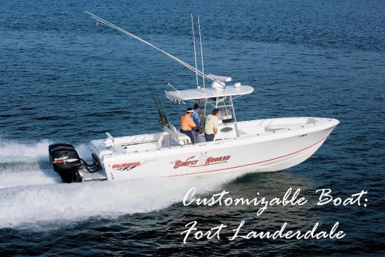 "2020 Bluewater Sportfishing 27' 2850 ""Bluewater Sportfishing 2850"""