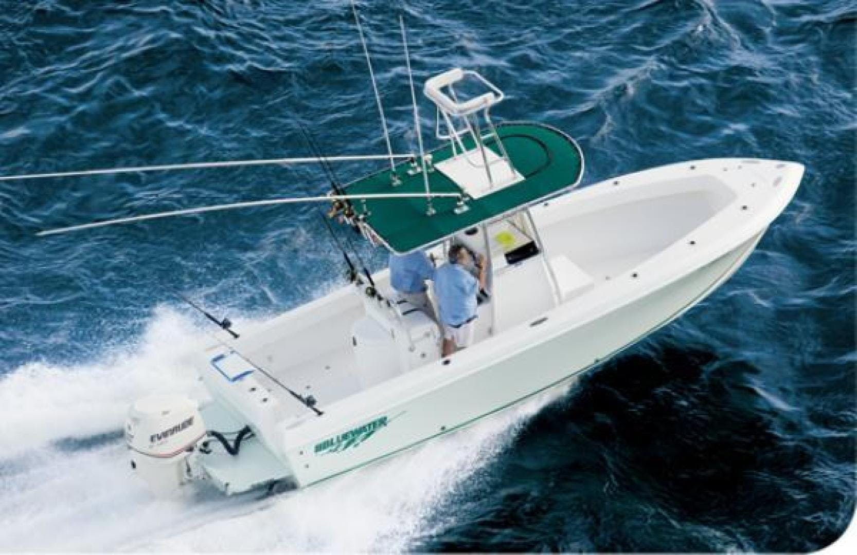 2020 Bluewater Sportfishing 22' 23t Bluewater Sportfishing 23t | Picture 3 of 7