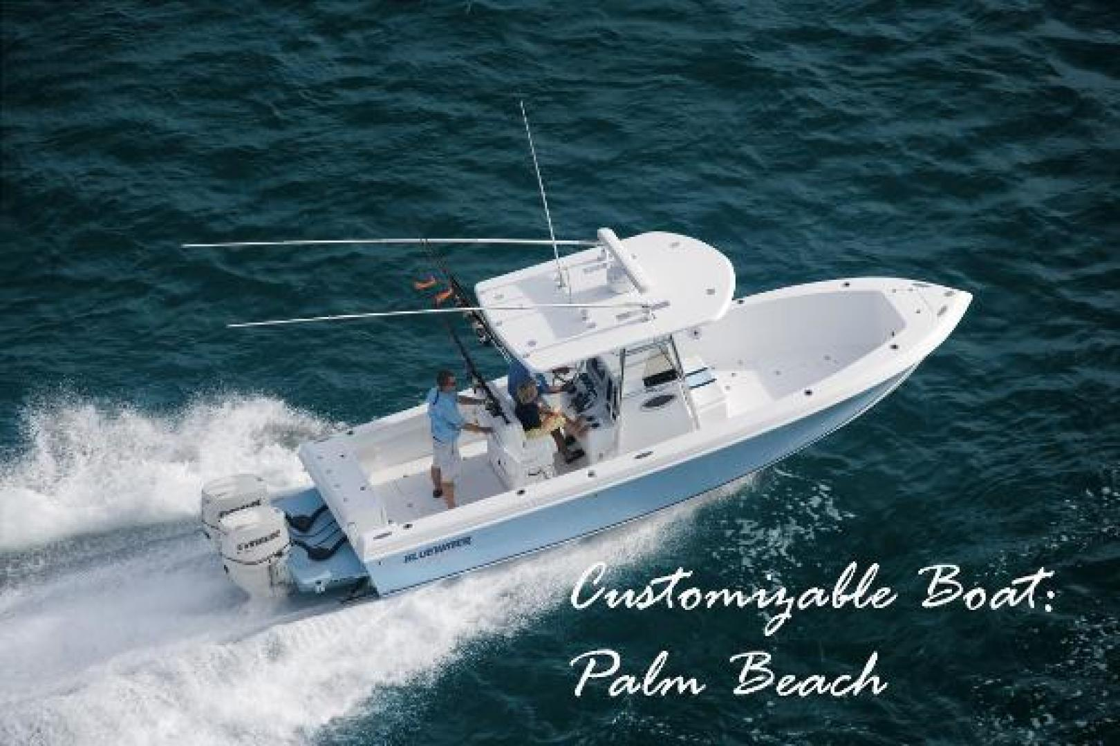 "2020 Bluewater Sportfishing 24' 2550 ""Bluewater Sportfishing 2550"""