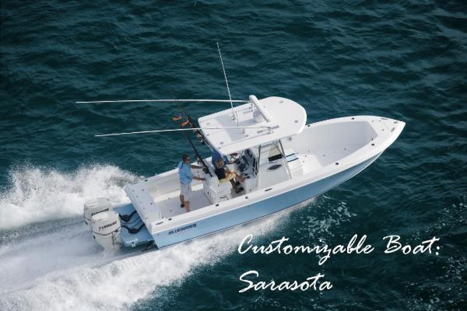 "2021 Bluewater Sportfishing 24' 2550 ""Bluewater Sportfishing 2550"""