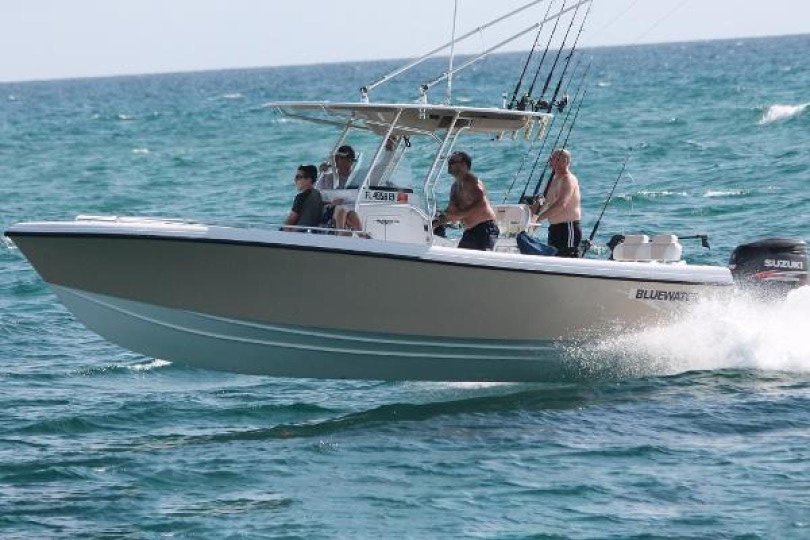 2021 Bluewater Sportfishing 24' 2550 Bluewater Sportfishing 2550   Picture 2 of 13