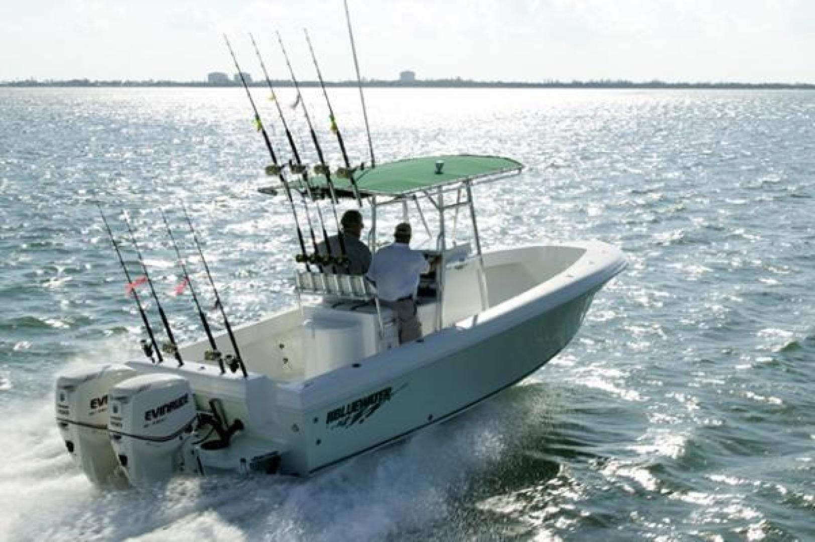 2021 Bluewater Sportfishing 22' 23t Bluewater Sportfishing 23t | Picture 2 of 7
