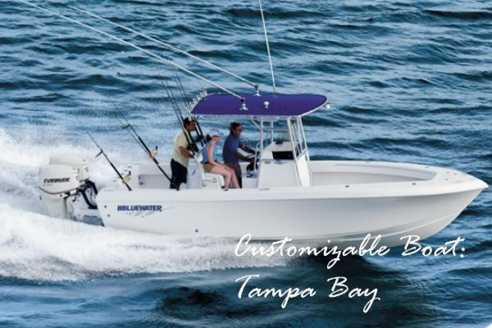 2021 Bluewater Sportfishing 22' 23t Bluewater Sportfishing 23t | Picture 1 of 7